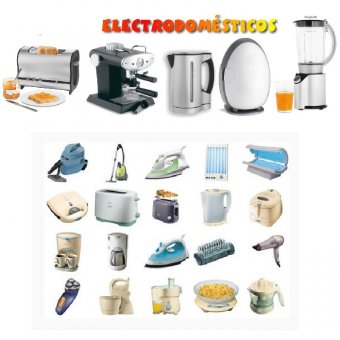 Electrodom sticos de cocina for Precio electrodomesticos cocina