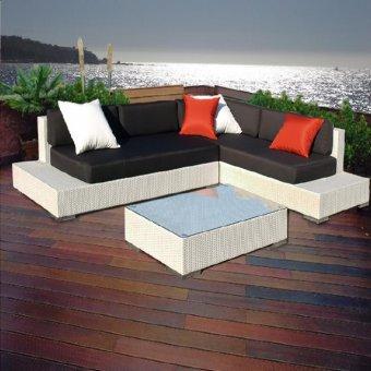 Conjunto mobiliario para jard n y terraza mobiliario de - Mobiliario de terraza y jardin ...